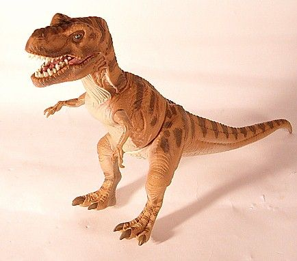 Jurassic Park  - Young T-Rex toy