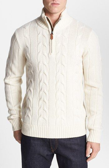 Gant Cable Knit Merino Wool Sweater $235.00  Item #902191