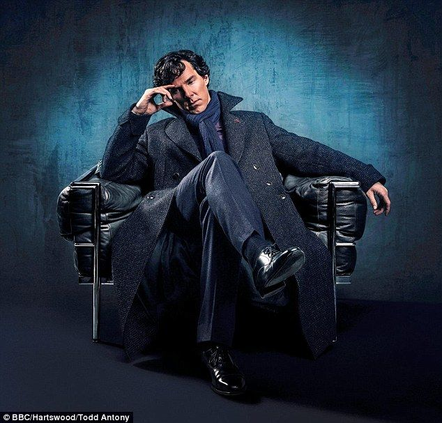 Benedict Cumberbatch returns in a new series of Sherlock with baffling new cases to look forward to