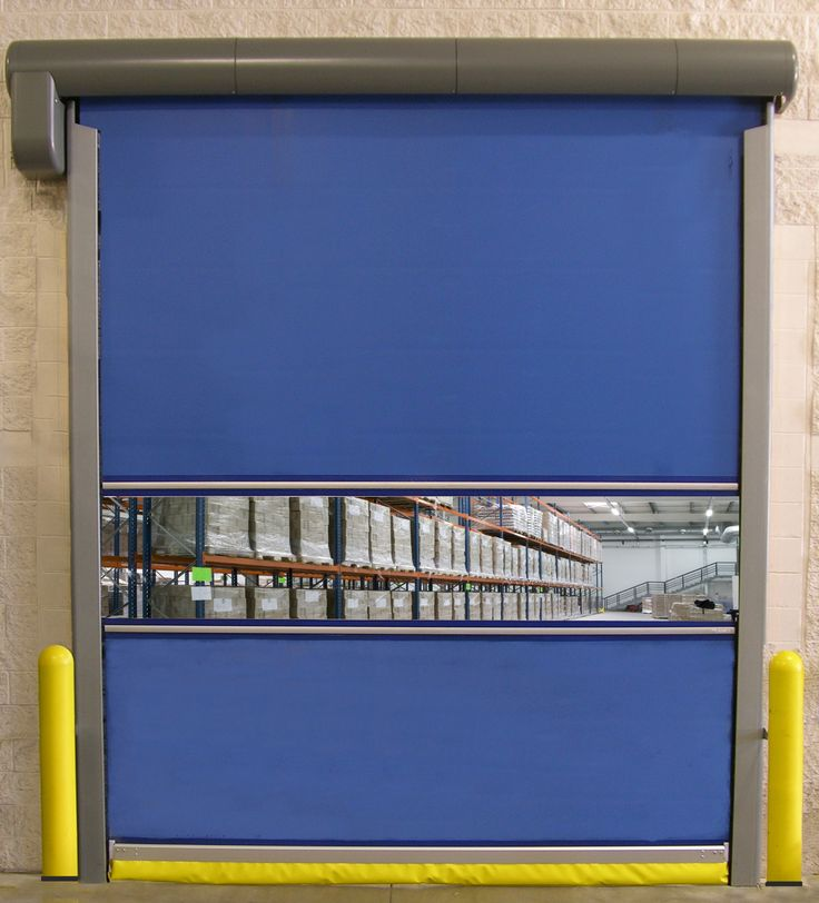 Rytec Doors Plexline™ Advanced Composites for Advanced Form and Function.