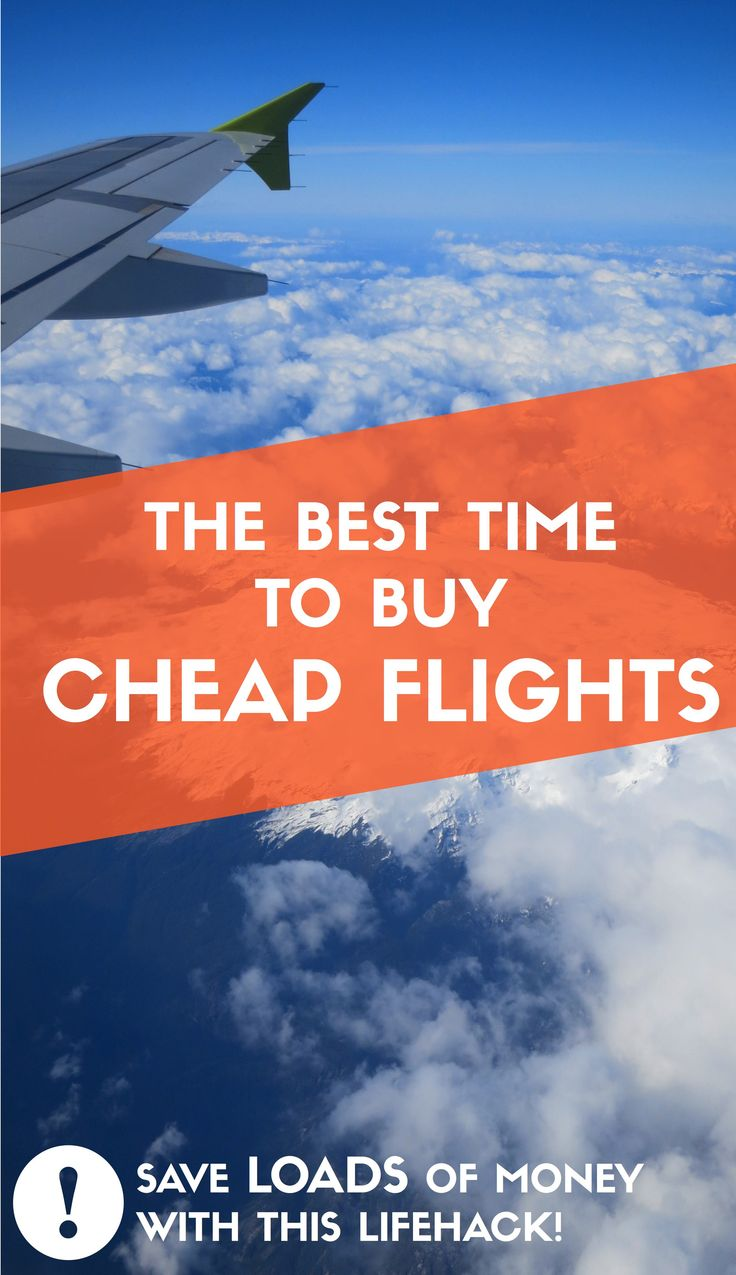 Find the ideal timing to buy a flight online with this 101 guide!
