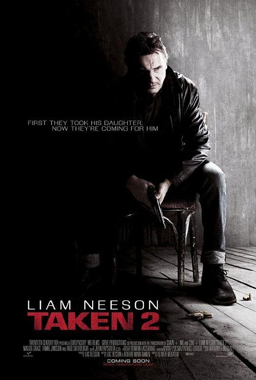 Taken 2 #Movie #Poster