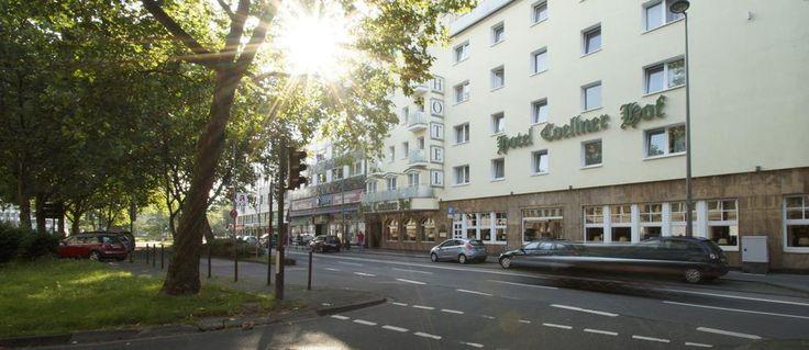 Hotel in Köln - Innenstadt - mit günstigen Raten und schönen Ambiente