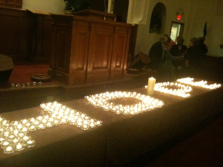Hospice of stanly county candlelight memorial service. : candle lighting service - azcodes.com