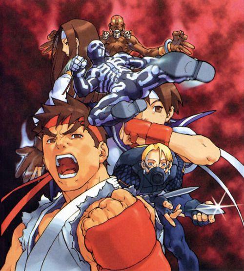 "the-judge: ""Street Fighter EX """