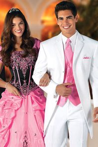 17 Best Images About Chambelanes Outfits On Pinterest