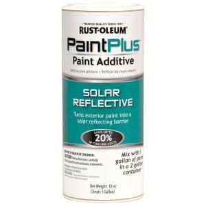Rust-Oleum 10 oz. Solar Reflective Energy Saver Paint Additive (Case of 6) 262483 at The Home Depot - Mobile