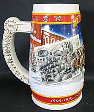Budweiser Steins  | Budweiser Stein (Steins Jugs Mugs - Beer Company - Budweiser) at J & V ...