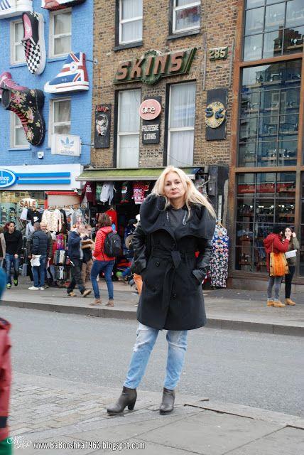 Babooshka Style - Blog modowy: London - Camden Town - Madame Tussauds