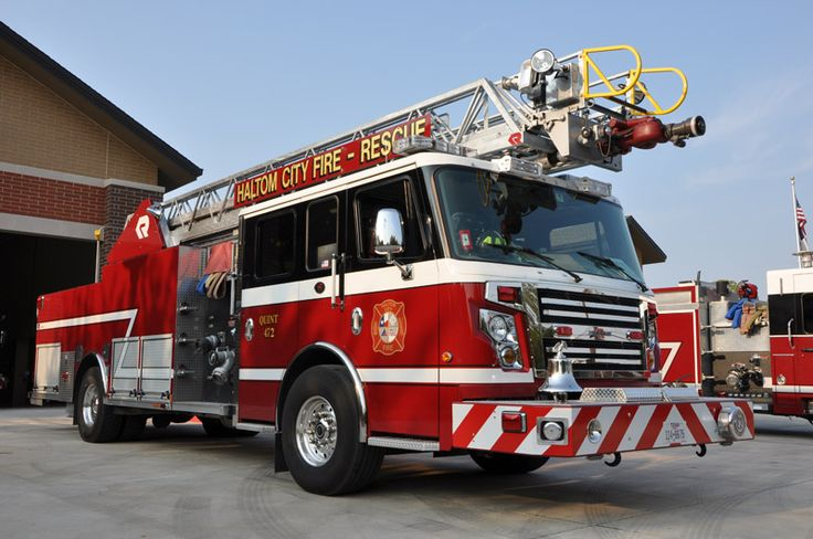 Haltom City Fire/Rescue fire apparatus are equipped in a manner to provide the delivery of a wide variety of services to the community.