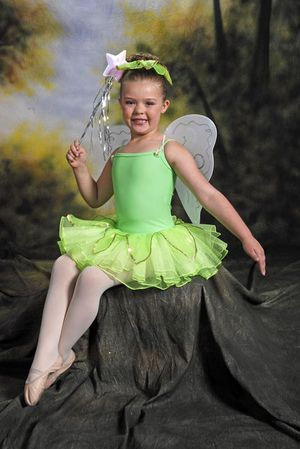 Tiarne - Fairy Godmother 'Bibbidi Bobbidi Boo'
