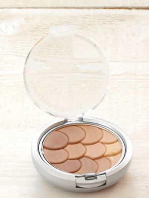 Our go-to bronzer: Physicians Formula Magic Mosaic Multicolored Custom Pressed Powder, $15.49