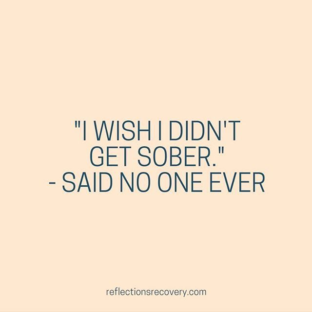 Relatable. | Recovery Instagram | Reflections Recovery Center | Orange County Affordable Drug and Alcohol Rehab | Call (866) 819-3923 | Sobriety Blog | Sober Lessons | Get Sober Now | California Drug and Alcohol Treatment |