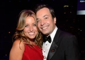 Surprise! After one late night in the hospital, Jimmy Fallon is now a father. The funnyman and his wife, Nancy Juvonen, welcomed a baby girl into the world in the early hours of Tuesday morning, People Magazine reports.