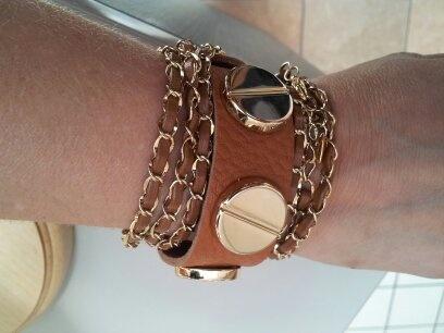 "Inspired ""Cartier"" Love Bracelet at Mind Body Soul for only $29.99"