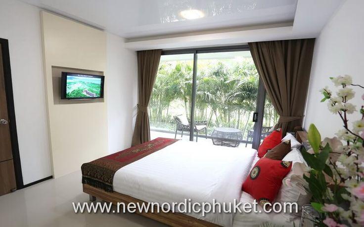 Acheter appartement pas cher à Phuket en Thaïlande. Les prix des appartements à Phuket Mai Khao Condohtel 50,000 EUR. Garantie locative 12% sur 5 ans