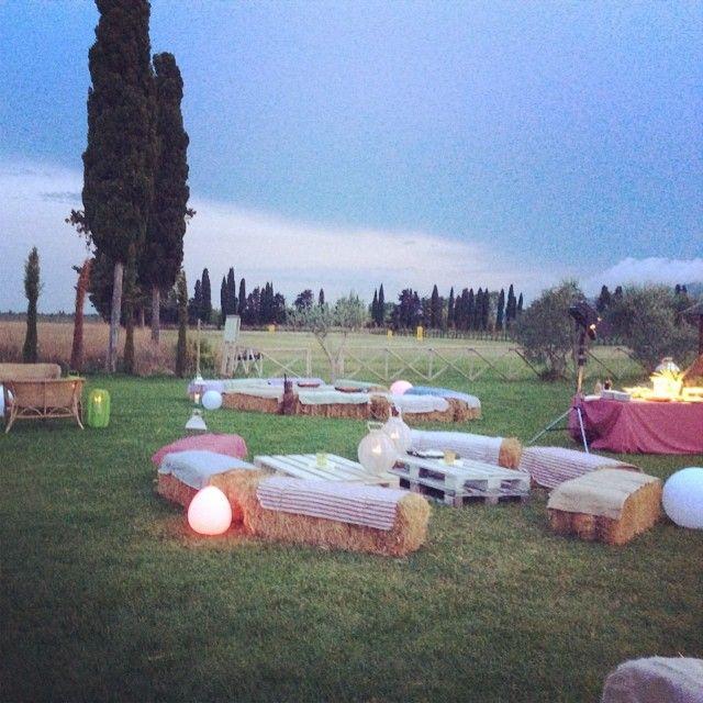"@tuscandream1's photo: ""Welcome dinner m&c in maremma #welcome #dinner #wedding @bandiniev #ideas #countrychic #maremma #discovertuscany #inmaremma"""