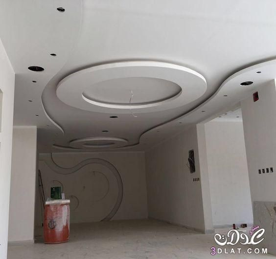 ديكورات مودرن 2018 بورد نوم مجالس صالونات 3dlat Net 29 17 0070 Ceiling Decor False Ceiling Design False Ceiling Living Room
