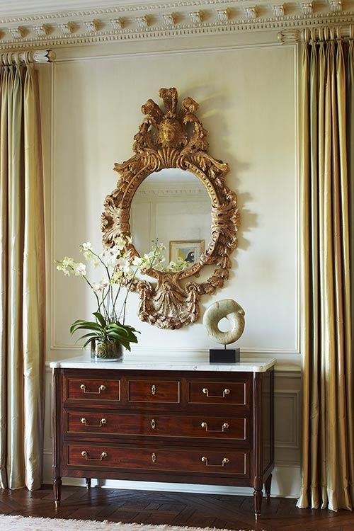 Foyer Chest With Mirror : Images about beautiful hallway chests on pinterest