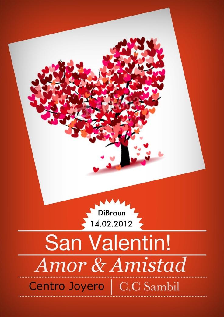 San Valentin en DiBraun