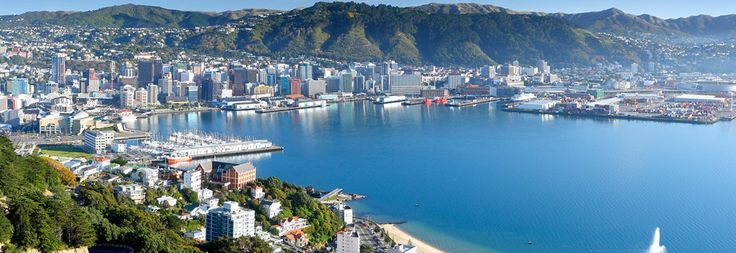 Wellington NZ, I grew up not far from here and this place will always feel like home.