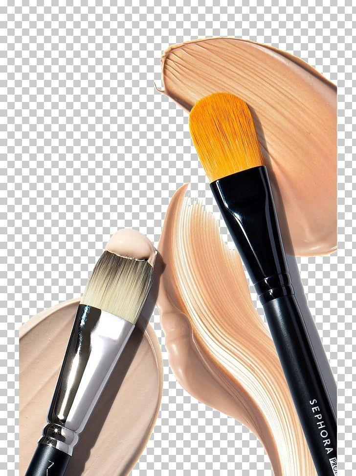 Makeup Brush Cosmetics Rouge Png Black Sesame Paste Brush Bullet Traces Cosmetic Cosmetics Makeup Brushes Makeup Png