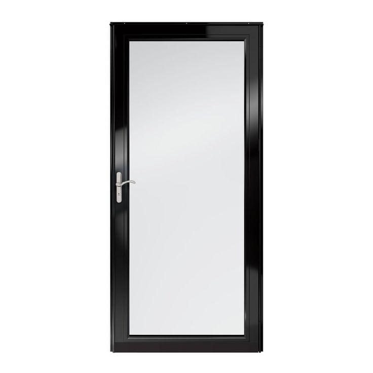 Andersen 3000 Series Full View Interchangeable Aluminum Storm Door
