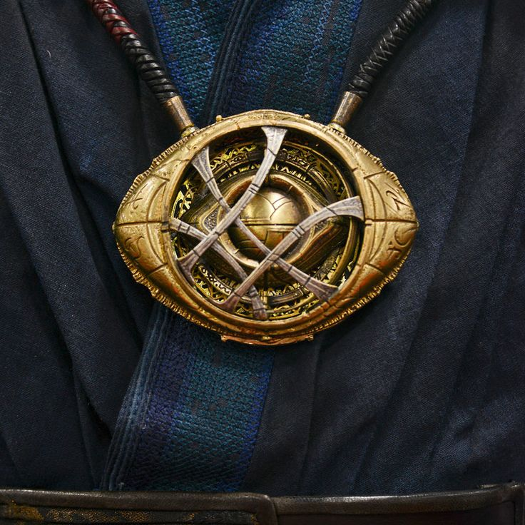 Eye of Agamotto from Marvel's Doctor Strange - #MarvelSDCC 2016 Photo Gallery