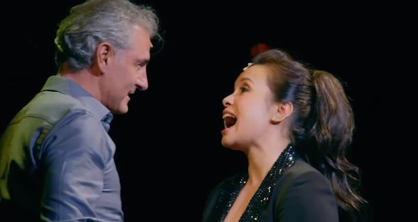 Lea Salonga and Simon Bowman still sound incredible together!