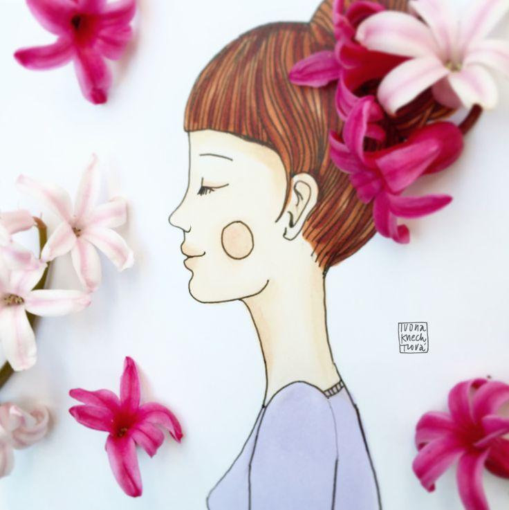 illustration by Ivona Knechtlova