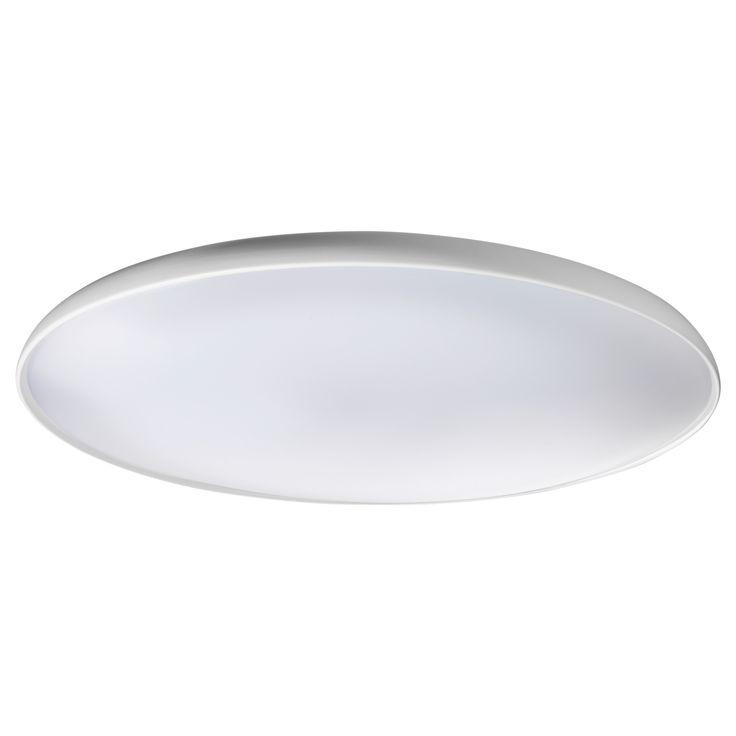 IKEA - NYMÅNE LED ceiling lamp white