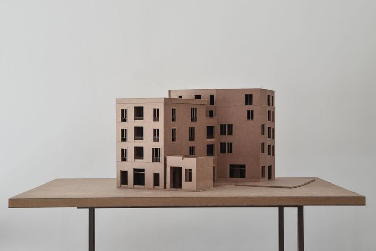 Bromme. Mauser. Rahms . The Collective Domestic . Brussels (8)