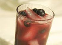 Blueberry Electric Lemonade