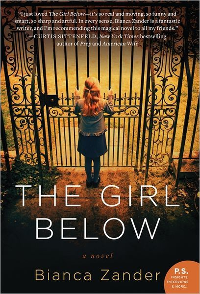 The Girl Below by Bianca Zander