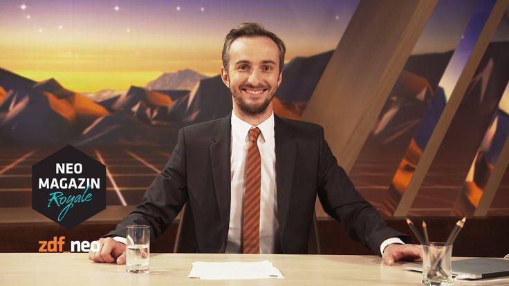 Jan Böhmermann schiesst in Podcast-Sendung gegen No-Billag und die Schweiz