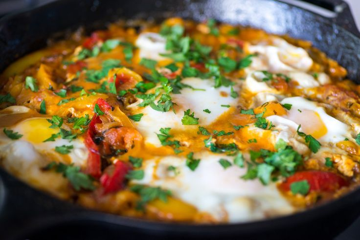 How to Make The Perfect Shakshuka Baked Eggs at Home with Ottolenghi's Recipe