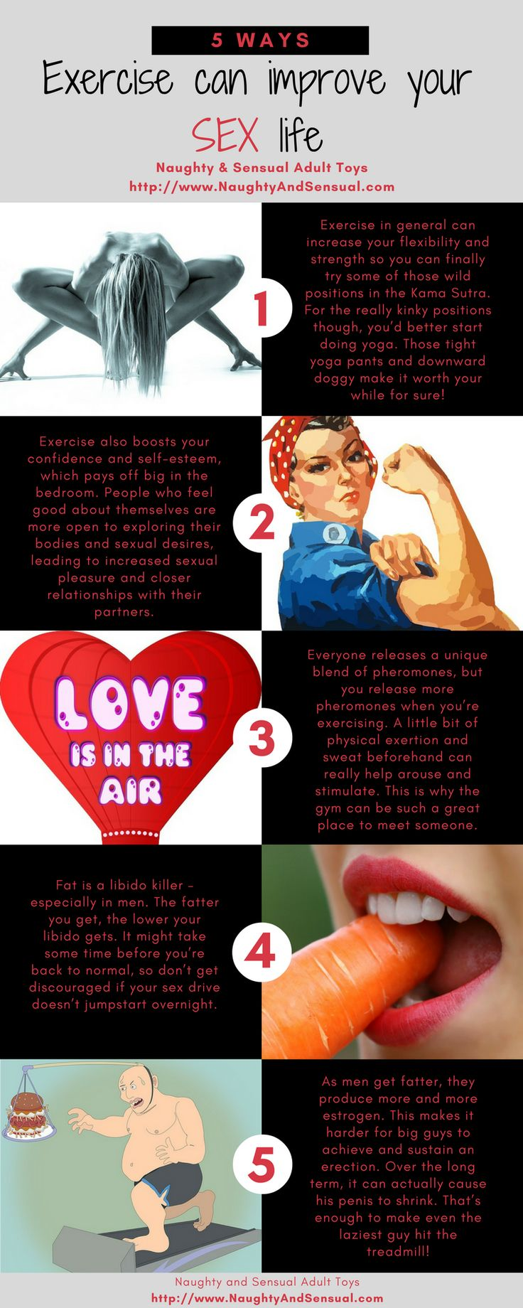 30 best sex tips images on pinterest relationships bedroom 5 ways exercise can improve your sex life exercise sexercise healthysex bettersex