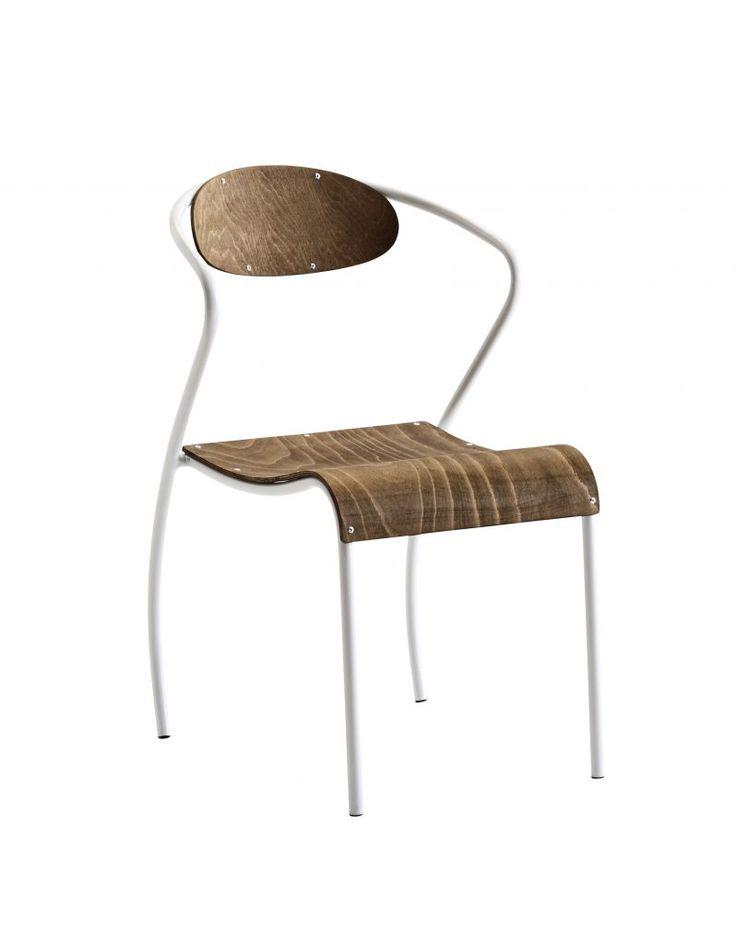 Stohovatelná židle Vintage Plywood | Nordic Day