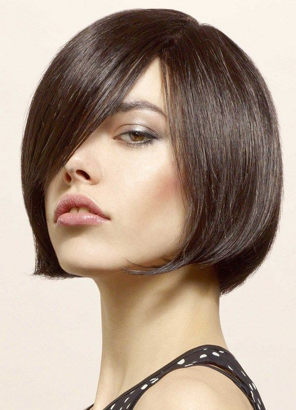 Best Hairstyle For Heavy Face : 308 best hair short cuts images on pinterest