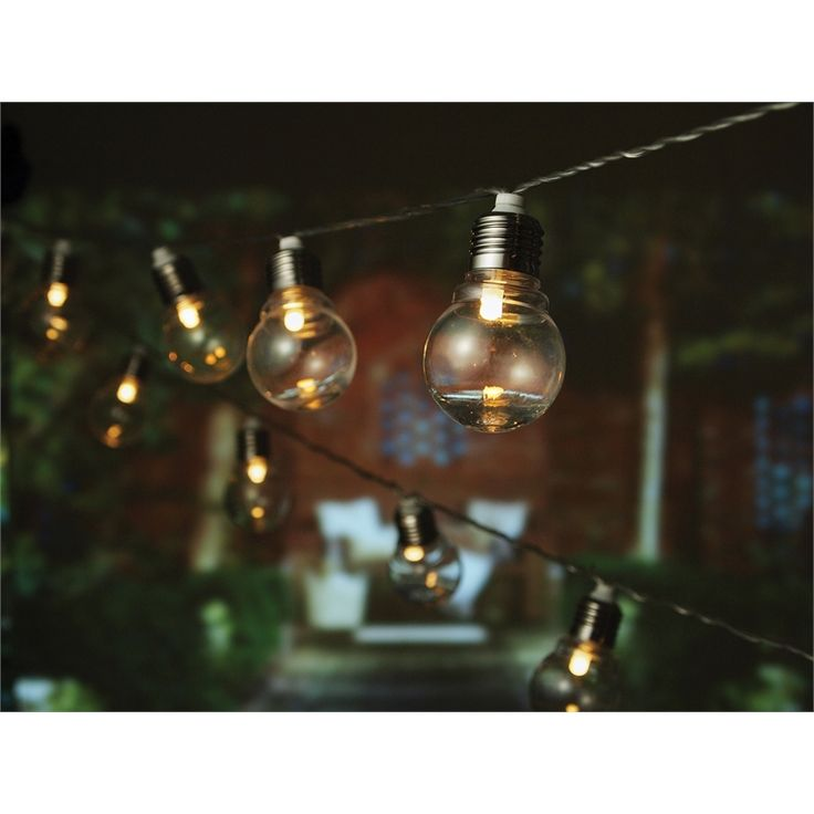 Led String Lights Bunnings : Lytworx Warm White LED Connectable Party Lights - 20 Pack - Available @ Bunnings USD 29.98 AU ...