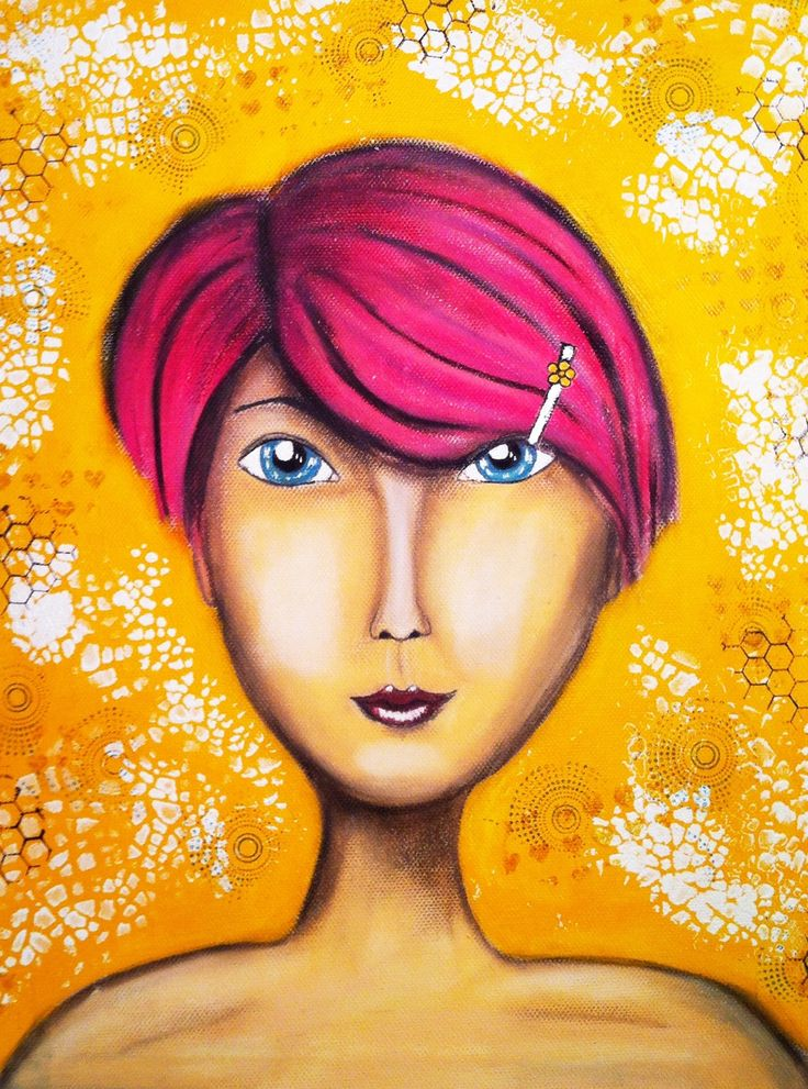 84 Best Doodle Girls Images On Pinterest Doodles Faces
