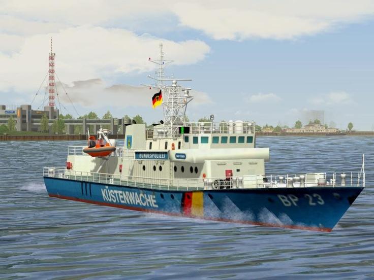 Patrouillenboot Bad Düben - 2