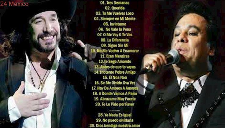 Juan Gabriel Y Marco Antonio Solis EXITOS Grandes Canciones de Juan Gabriel Y Marco Antonio Solis