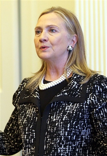 Hillary Clinton: My hair is 'one of the great fascinations of our time' - The Look