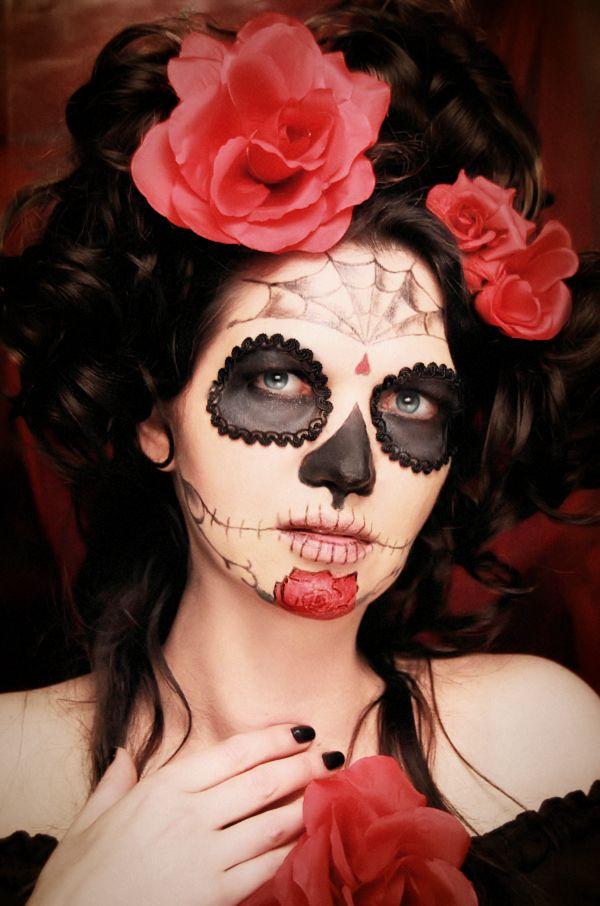 Les 213 meilleures images propos de maquillage cavalera - Tatouage cavalera ...