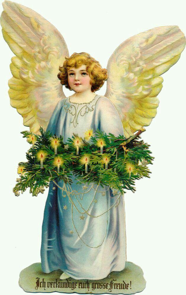 Pingl par rachel gutting sur christmas pinterest dessin noel anges et anges de no l - Anges de noel ...