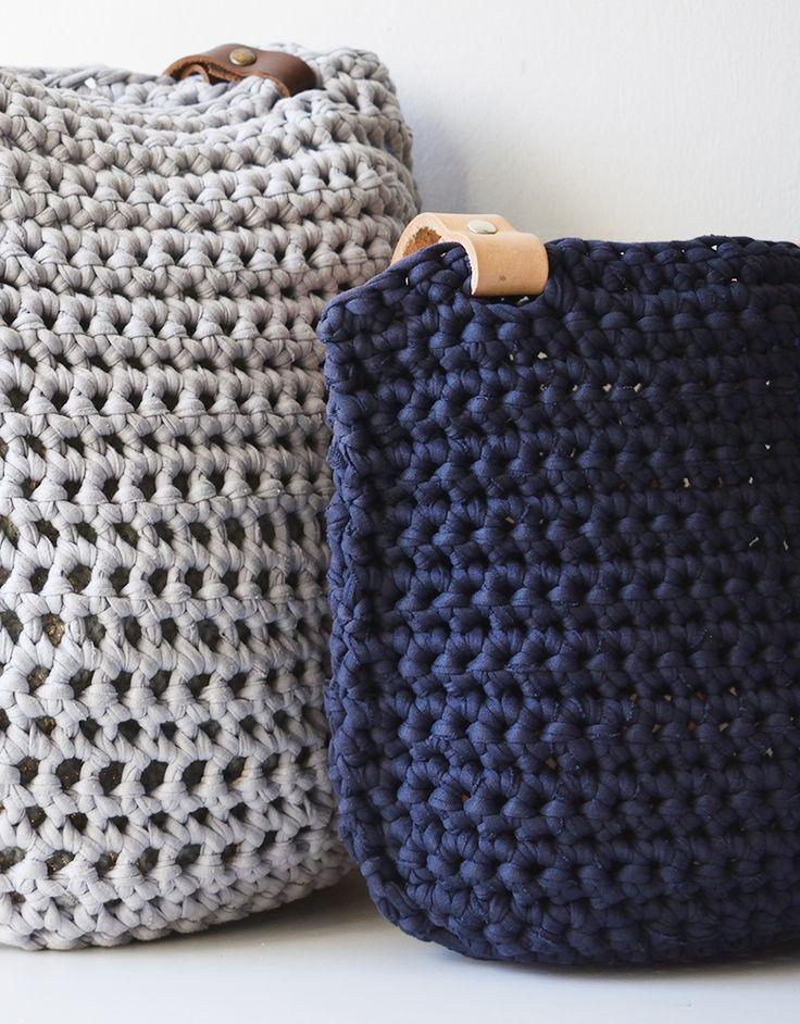 Horgolt női táska (hosszúkás-bevásárlós) | Termosz.com