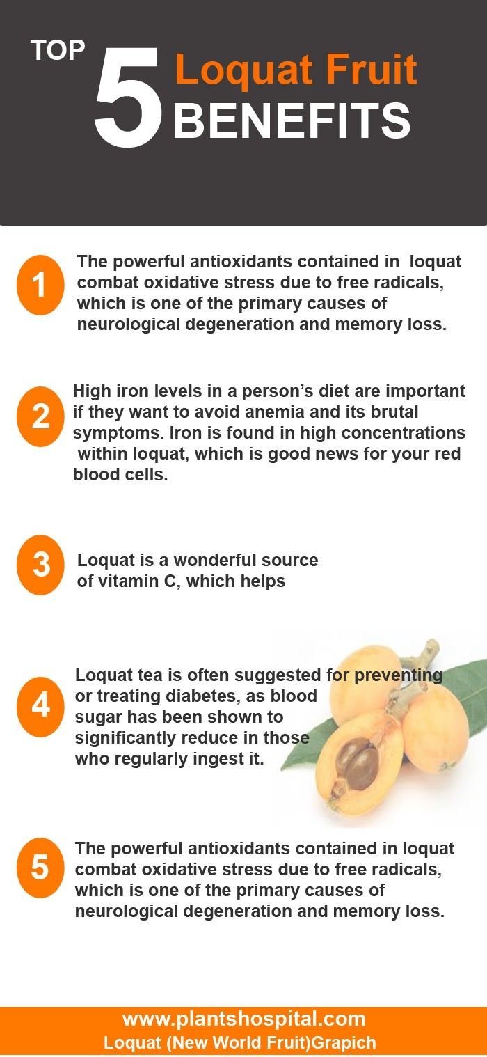 14 wonderful health benefits of loquat (new world fruit)