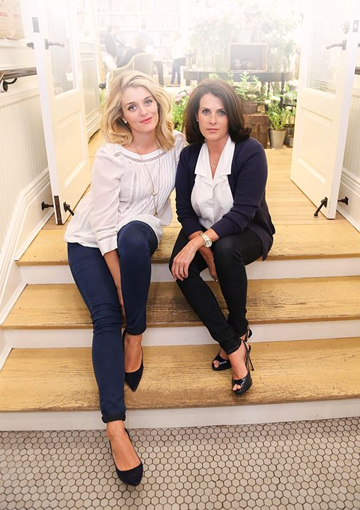 Daphne Oz And Lisa Oz - Mother's Day 2015