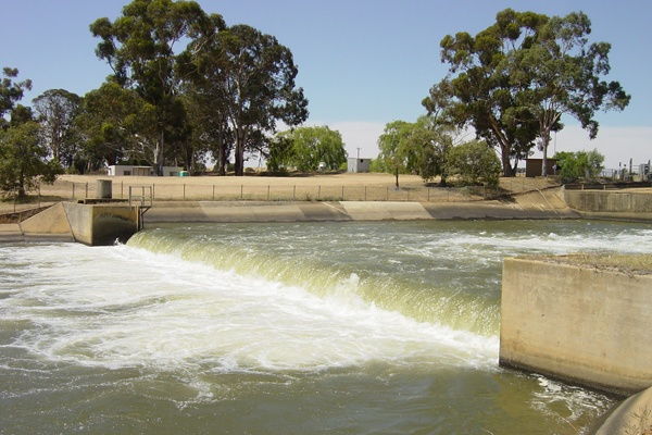 The Drop hydro plant in New South Wales #renewable #energy #NSW